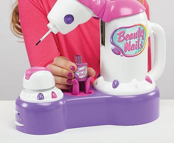 Beauty Nails 94895, Mi máquina de barnizar: Amazon.es: Juguetes y juegos