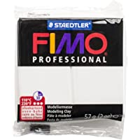 Staedtler Fimo Professional Soft Polymer Clay 2oz-White