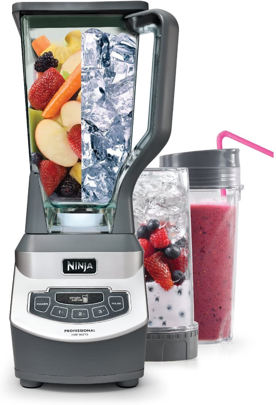 Ninja BL660 Professional Blender (Renewed)