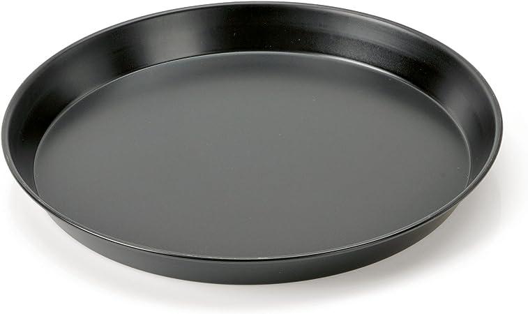 und Pizzablech /Ø 30 cm rund Delicious antihaftbeschichtet hoher Rand optimale W/ärmeleitung KAISER Back