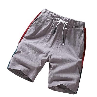 Jmwss QD Mens Elastic Waist Camo Shorts Camouflage Sports Gym Workout Running Shorts