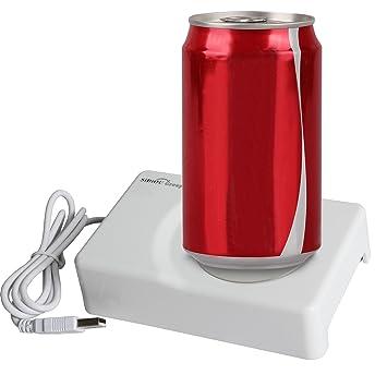 Sidiou Group Posavasos más cálidas USB cojín de la taza del vacío ...