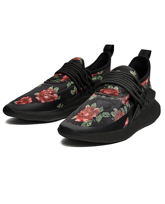 Zara - Zapatillas de Material Sintético para hombre Negro negro Negro Size: 42: Amazon.es: Zapatos y complementos