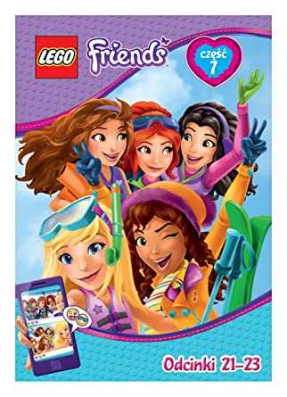 Lego Friends CzÄĹÄ 7 odcinki 21-23 DVD No English version: Amazon.co ...