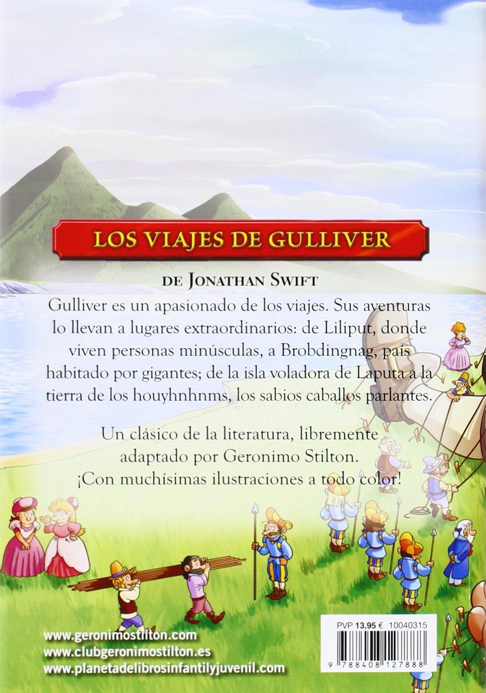 Los viajes de Gulliver: Grandes Historias Grandes historias ...