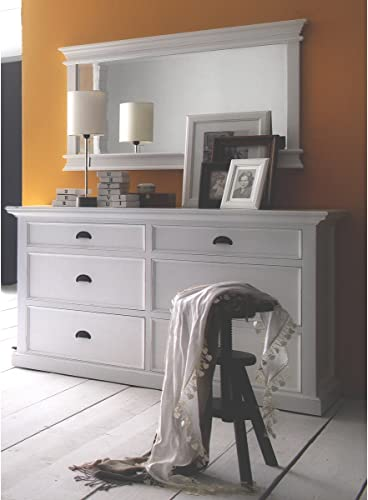 Infinita Halifax 6 Drawer Dresser - a good cheap bedroom dresser