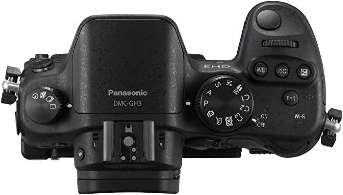 Panasonic Lumix Gh3 16 05 Mp Schwarz Digitalkamera Kamera