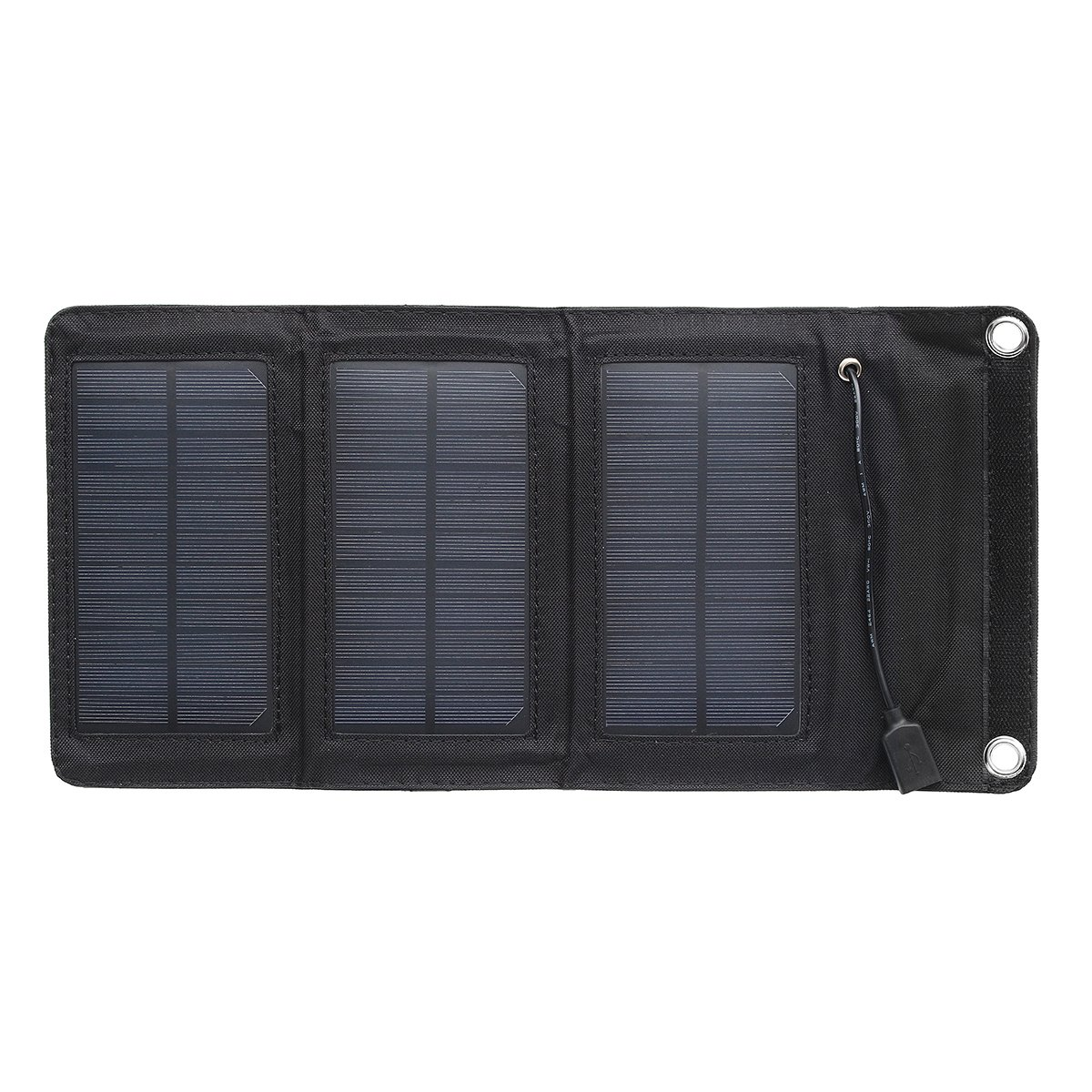 Movable Jury - 5v Portable Solar Panel Outdoor Travel Foldable Bank Usb Port - Dialog Box Instrument Takeout Impanel Take-Away Empanel Board Outboard - 1PCs by Unknown (Image #3)