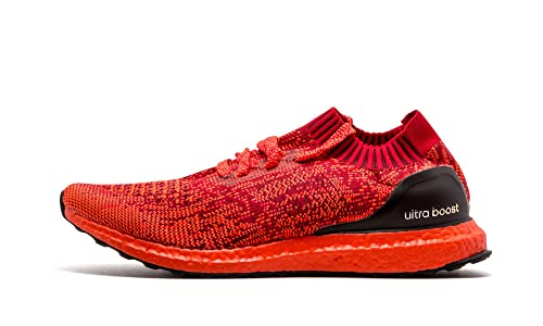 08446e005 ADIDAS ULTRA BOOST UNCAGED LTD - RED -BB4678 - SIZE 10  Amazon.co.uk ...