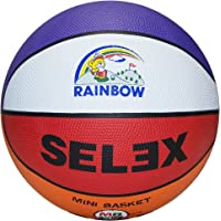Selex RB-3 Rainbow 3 No Basketbol Topu