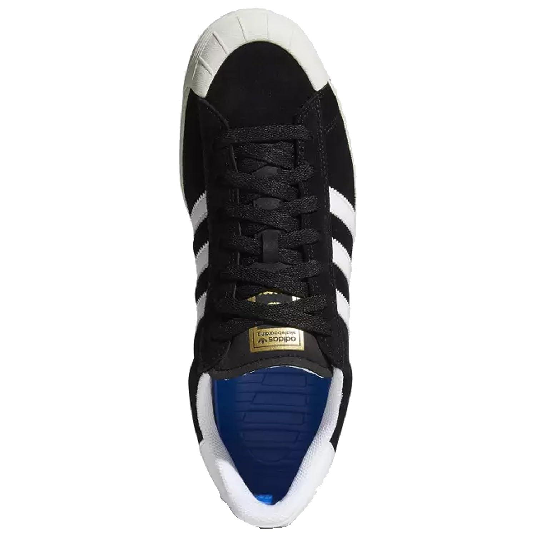 adidas Originals Mens Half Shell Iconic Style Vulcanized Outsole Skate Sneaker Walking Shoe CQ1217