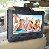 Zhiyi - Soporte de reposacabezas de coche para reproductor de DBPower® reproductor de DVD portátil con pantalla giratoria (10 pulgadas)