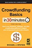 Crowdfunding Basics In 30 Minutes: How to use Kickstarter, Indiegogo, and other crowdfunding platforms to support your…