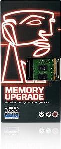 Kingston ValueRAM 8GB 2133MHz DDR4 Non-ECC CL15 DIMM 1Rx8 Desktop Memory (KVR21N15S8/8)