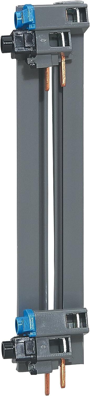 peigne de cablage phase et neutre 150 mm legrand vx/³ vertical 4 rang/ées