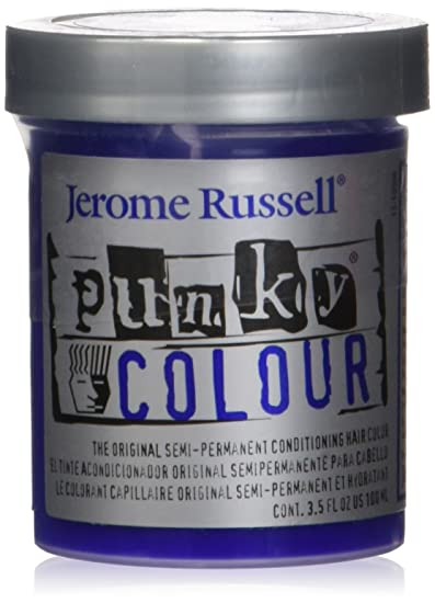 jerome russell punky color atlantic blue 35 ounce - Punky Color