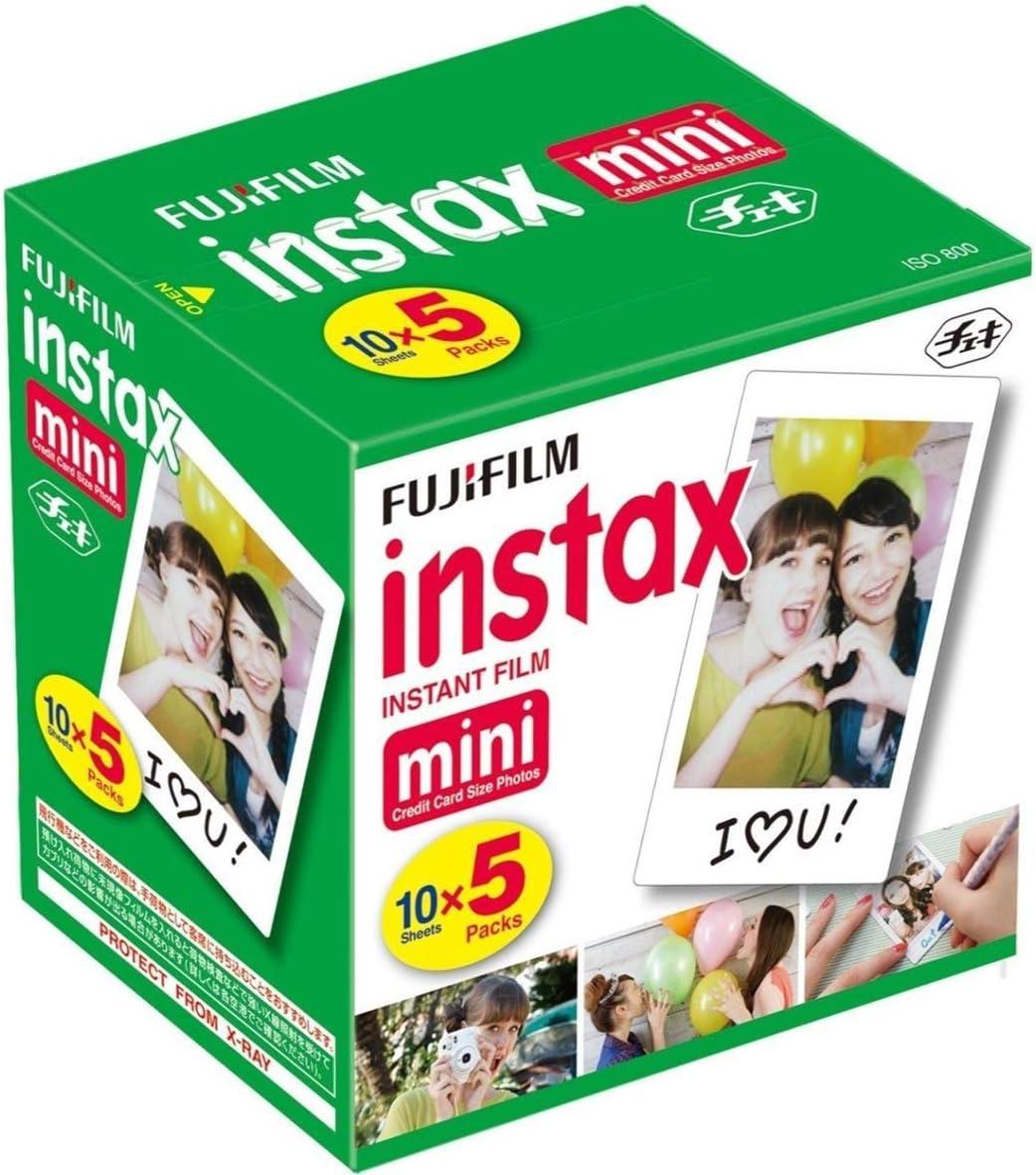 Fujifilm Instax Mini - Película fotográfica para Fujifilm Insta Mini: Amazon.es: Electrónica