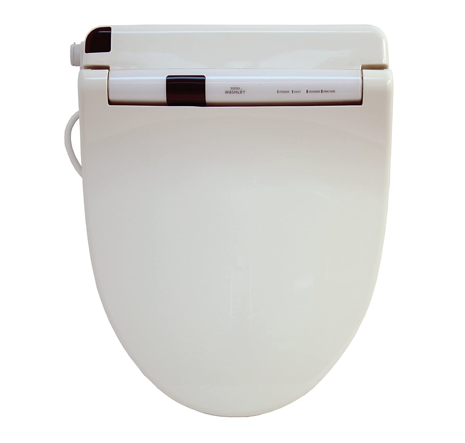 TOTO SW563T695-11 Washlet S400 Round Front Toilet Seat for G-Max ...