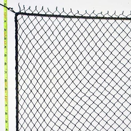 "Soccer Football Volleyball Barrier Backstop  4/"" Nylon #21 Netting  20/' x 10/'"