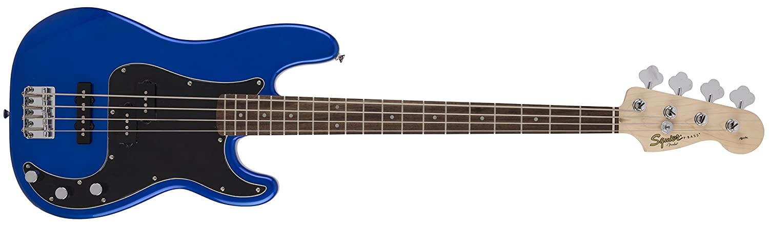 Squier by Fender エレキベース Affinity Series™ Precision Bass®, Imperial Blue B07CNPHBFS インペリアルブルー