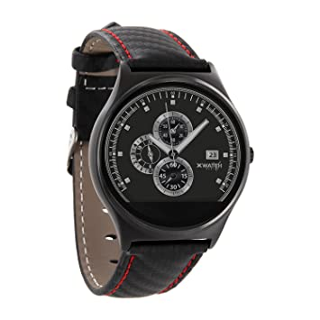"Xlyne QIN XW Prime II 1.22"" TFT Negro reloj inteligente - Relojes inteligentes (3"