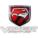 Viper SRT- 10 Emblem Decal