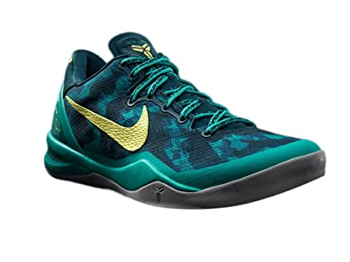 low priced 3dbc8 67cbe Image Unavailable. Image not available for. Color  Nike Men s Kobe 8  System+ Sport Pack Supernatural Edition Basketball Shoes ...