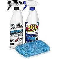 Kits de limpieza para coche