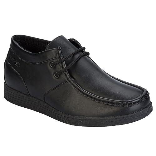 Sonneti Zapatillas Wood para niño mayor (negras)