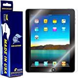 ArmorSuit MilitaryShield - Apple iPad 1 / 1st Gen Screen Protector - Anti-Bubble Ultra HD Shield w/ Lifetime Replacements