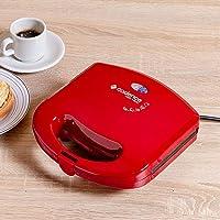 Sanduicheira Minigrill Colors, Vermelha, 110v, Cadence