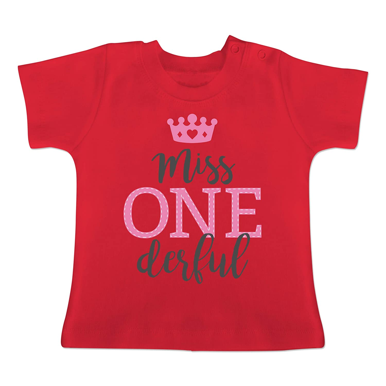 Geburtstag Baby Shirtracer Baby Body Langarm Mr One Derful