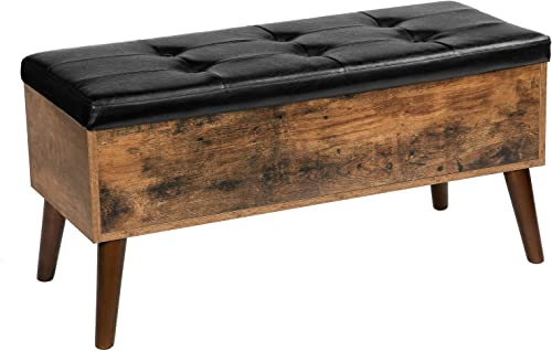 HOOBRO Storage Bench