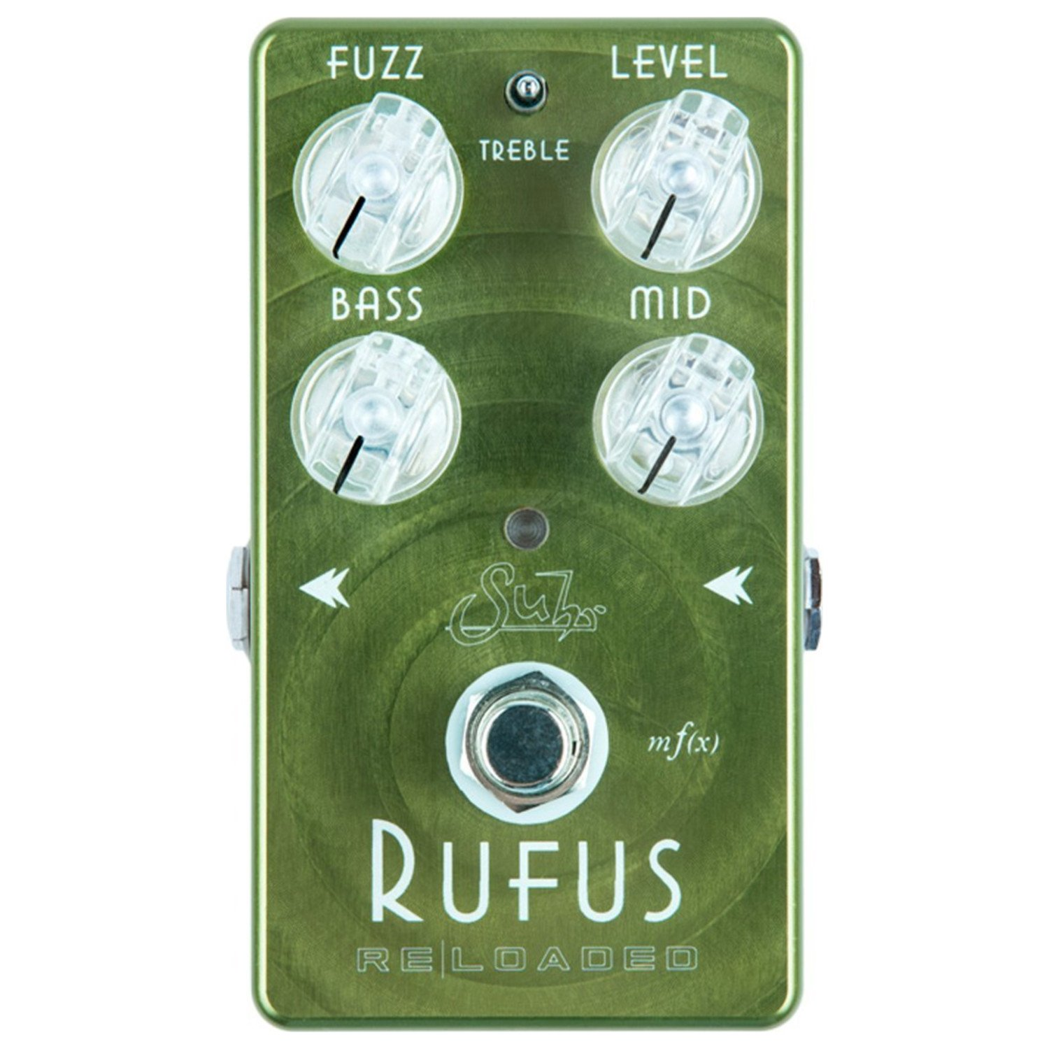 Suhr Rufus Reloaded Fuzz Pedal by Suhr