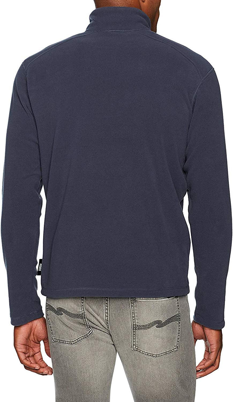 Helly Hansen Mens Daybreaker 1//2 Zip Fleece Pullover Graphite Blue,XL