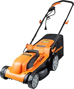 LawnMaster MEB1014K Electric Lawn Mower 14-Inch 11AMP
