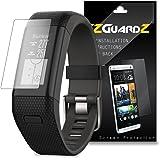 (4-Pack) EZGuardZ Screen Protector for Garmin Approach X40 (Ultra Clear)