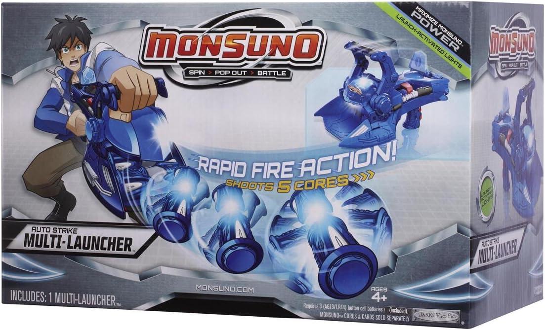 Monsuno Auto Strike Multi-Launcher: Amazon.es: Juguetes y juegos