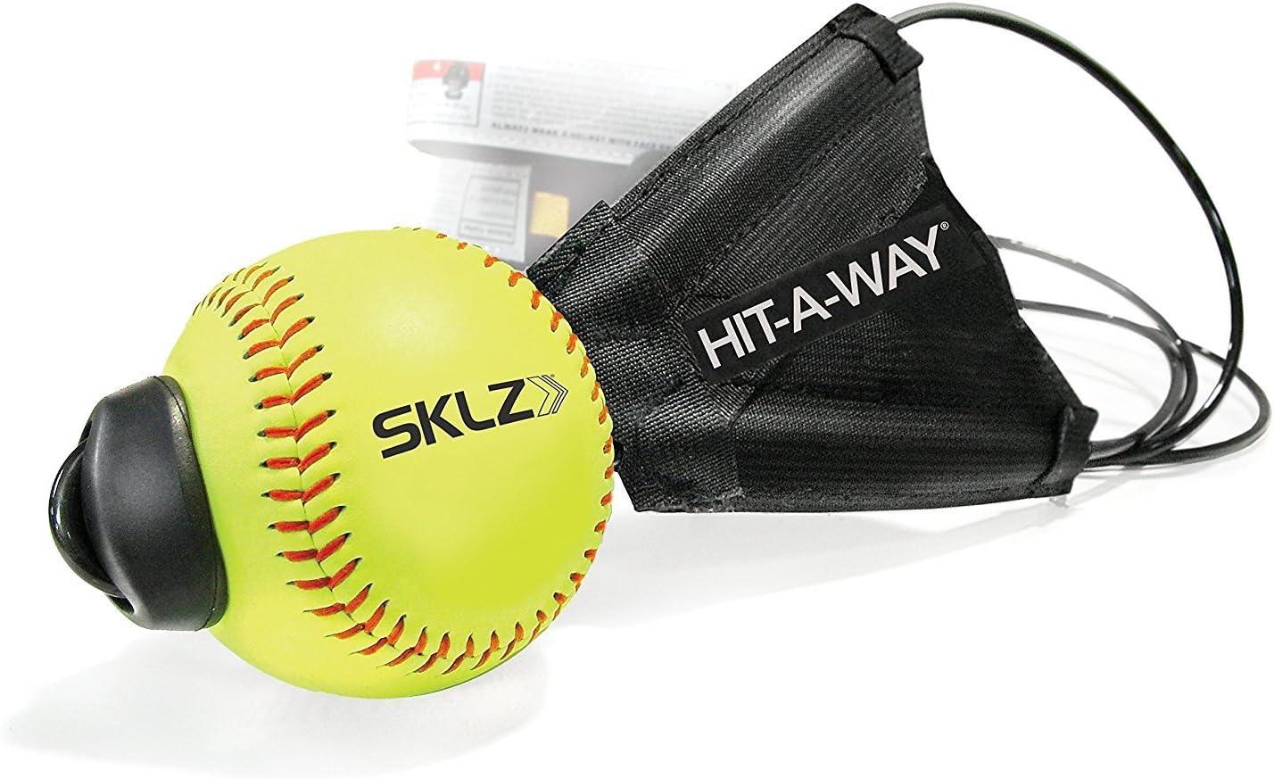 DE d/éveloppement m/écanique de swing /Am/éliorez votre Batteur de puissance Pacing SKLZ Hit-a-way Swing dentra/înement pour Baseball et Softball/ D/élais et de Confiance Simule v/éritable Ouverture