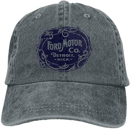 Vintage Ford Motor Company Detroit Retro Cool Ajustable Viaje ...