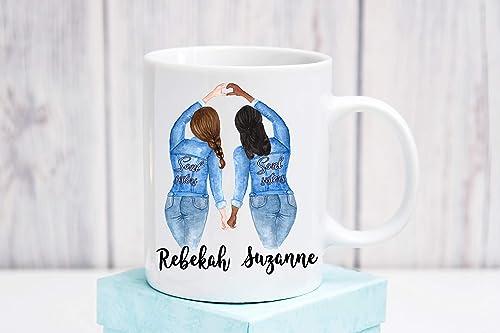 Soul Sisters Coffee Mug Best Friends Gift Bff Photo Mug A Nice Gift Mug