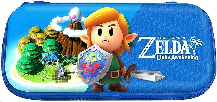 Caja y accesorios Zelda para Nintendo Switch Hori: Amazon.es ...