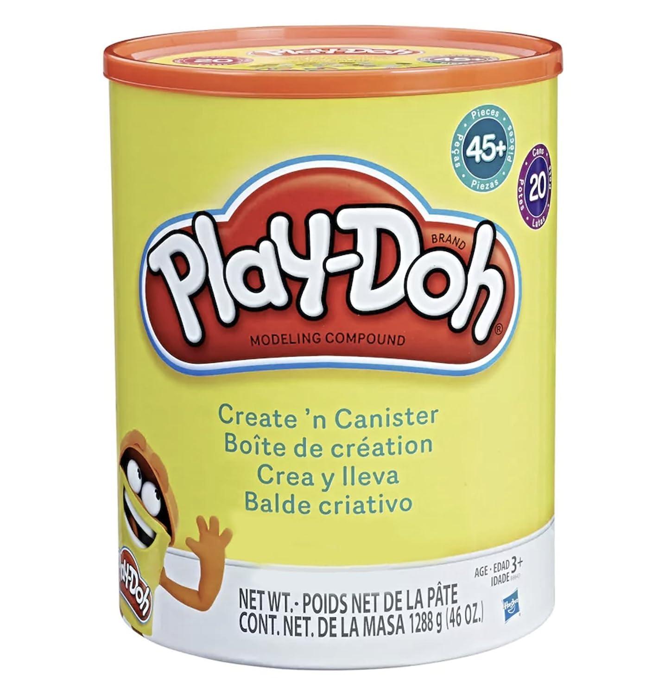 当季大流行 プレイドー クリエイトキャニスター Canister PLAY-DOH Create'n セット Canister ねんど遊び 65個以上 セット プレイドー B001CD1H9M, 田川啓二ビーズ刺繍チリアショップ:50c98149 --- pmod.ru