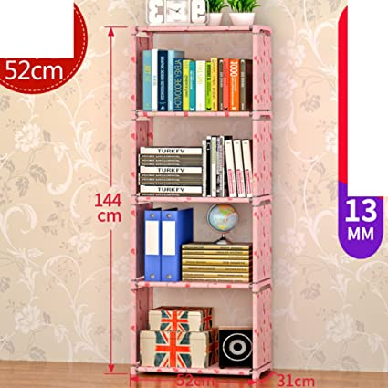 Amazoncom Jxboos Bookshelfsimple Creativity Combination Bookcase