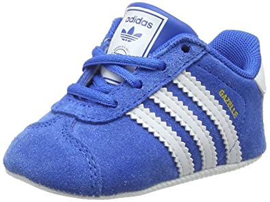 adidas Baby Boys  Gazelle Crib Shoes 14a4cea9d