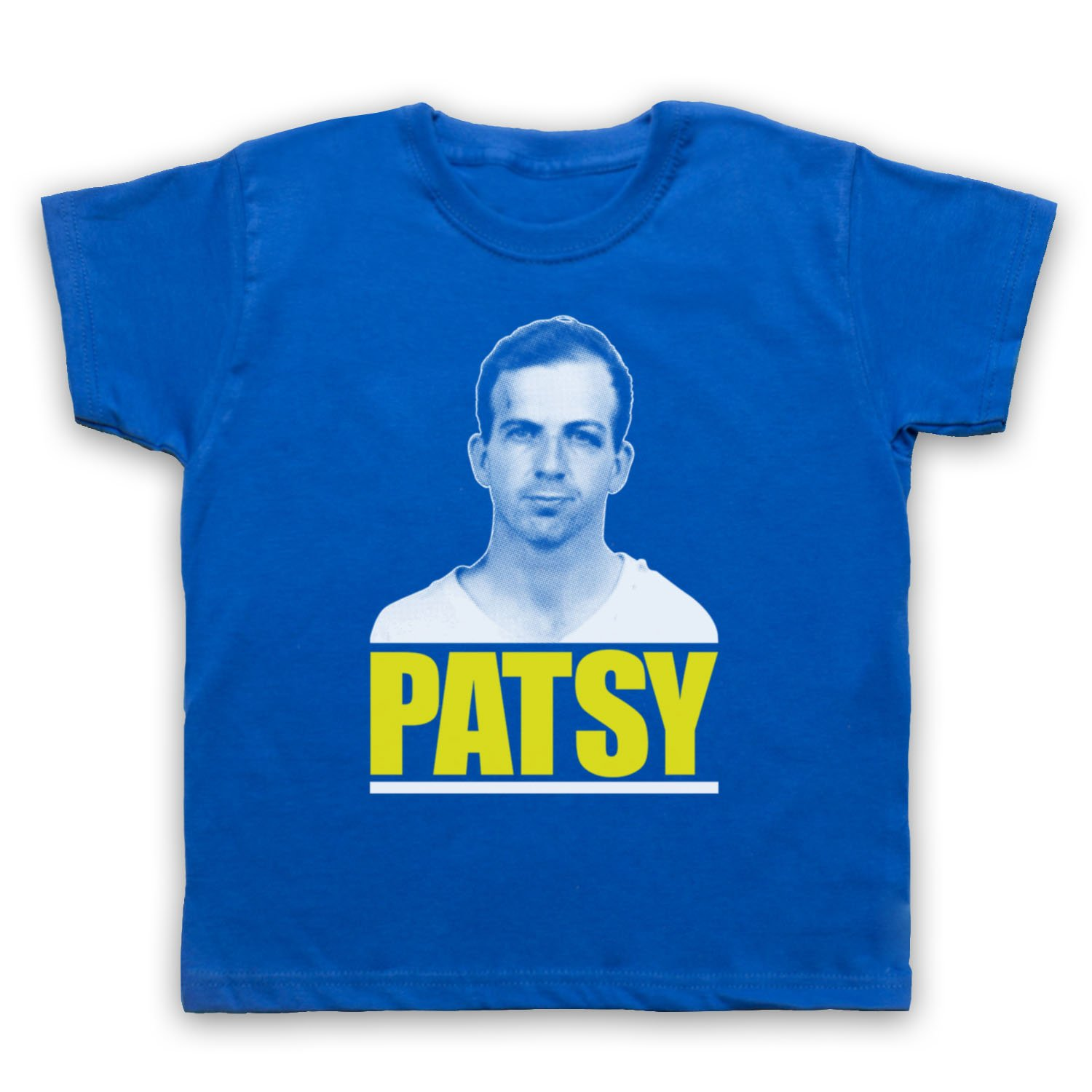 fe34c328 Amazon.com: My Icon Little Boys' Lee Harvey Oswald Patsy T-Shirt: Clothing