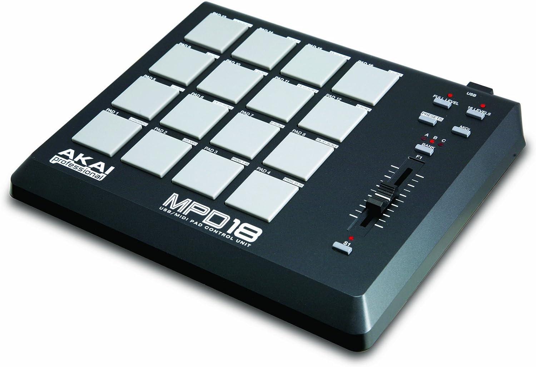 Akai Professional MPD18 Compact Pad Controller