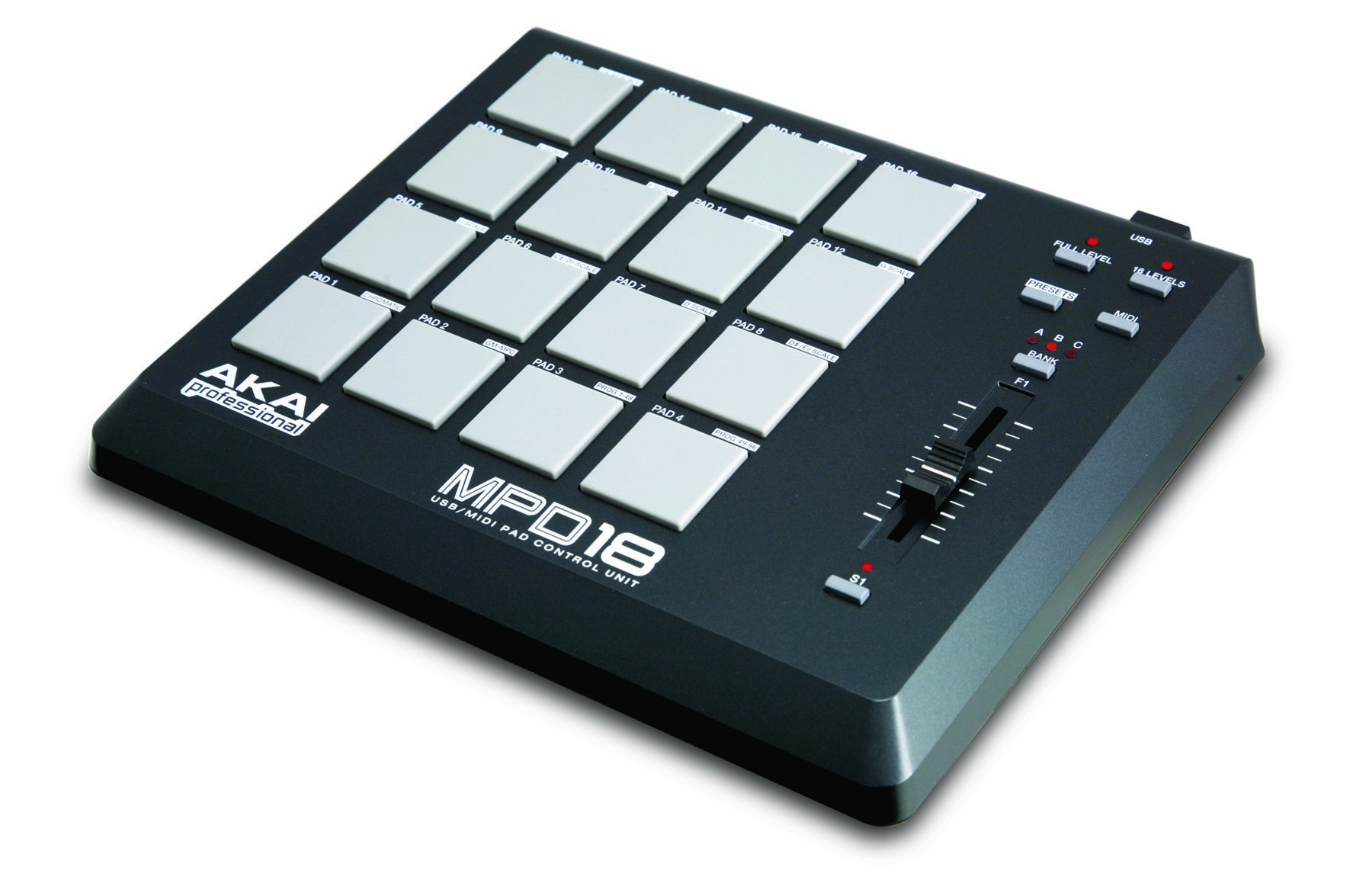 Akai Professional MPD18 Compact Pad Controller by Akai Professional
