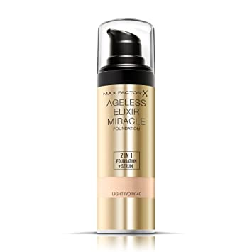max factor foundation ivory