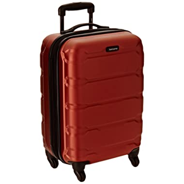 Samsonite Omni Pc Hardside Spinner 20, Burnt Orange